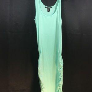 Victoria Secret Beach Dress / Long Green size S
